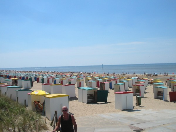 strand afgang holland